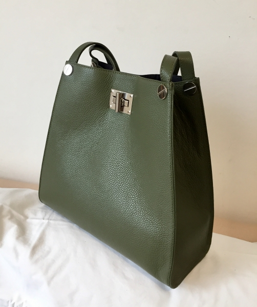 Tasche-Made in Italy-Green