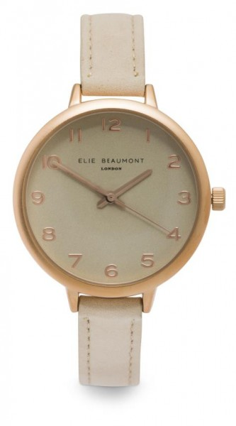 Damenuhr Marlow Cream von Elie Beaumont