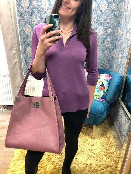 Shopper Tasche Made in Italy